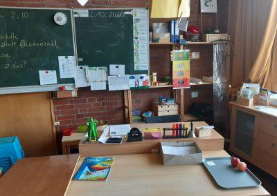 Klasse 4a Klassenraum (Oktober 2020) (5)