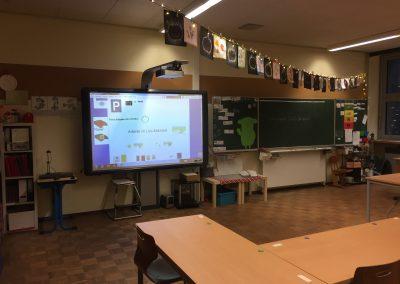 Klassenraum 2b Waschbären (Oktober 2020) (1)
